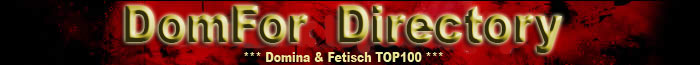 Domina & Fetish Toplist 100